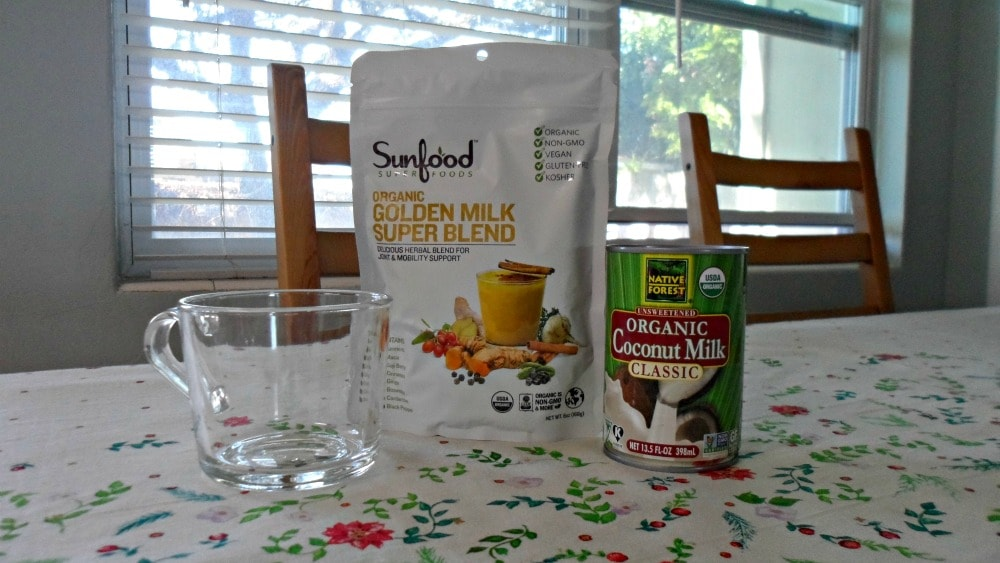 Review of Sunfood Golden Milk Super Blend