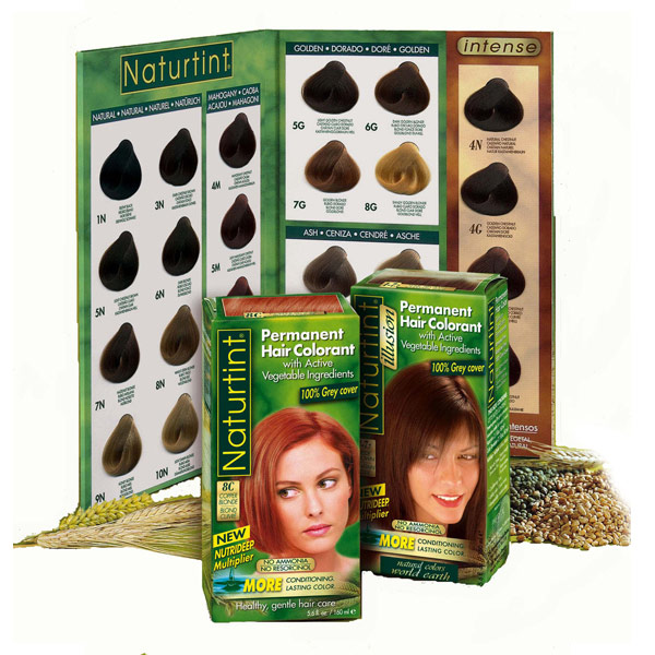 Best Natural Hair Dye Get The Color You Want Without